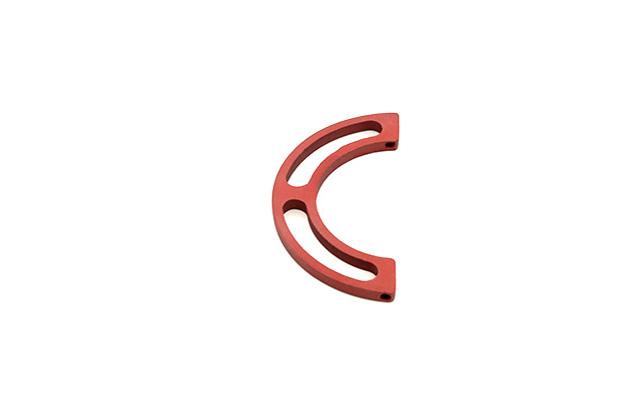 Anello in alluminio 180° Ø 55 x 6 mm