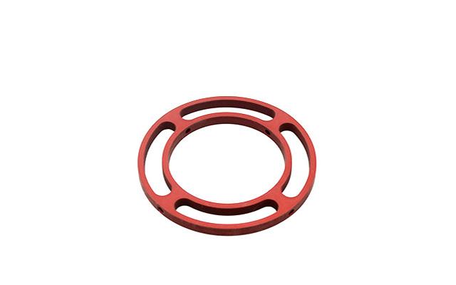 Anello 360° rosso