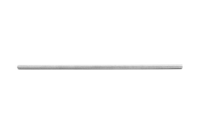Barra filettata M5 in alluminio