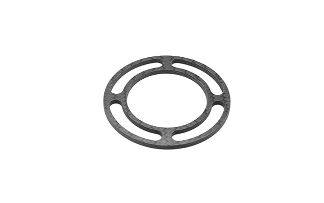Carbon ring 360° Ø 54 x 6 mm