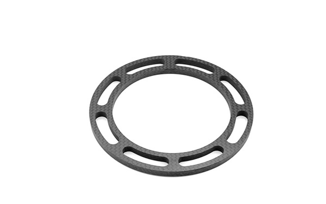 Ring 360° 6 mm carbon