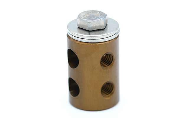Two hole small cylinder