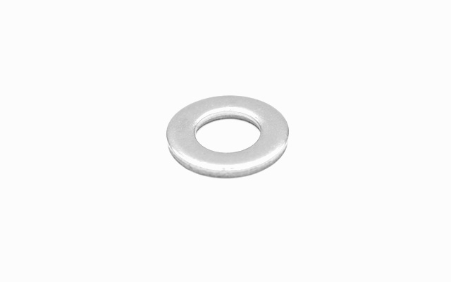 Rondella tonda in acciaio 14x7,5 mm