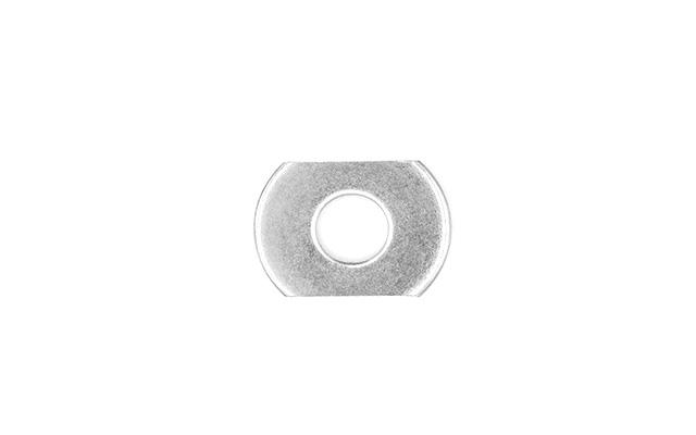 Rondella rettangolare foro 5,5 mm