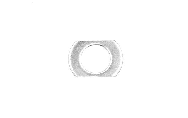 Rondella rettangolare foro 8,5 mm