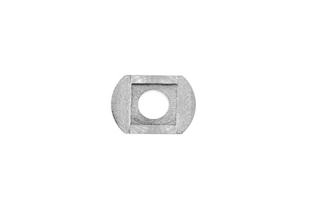 Rondella rettangolare autocentrante foro 5,5 mm