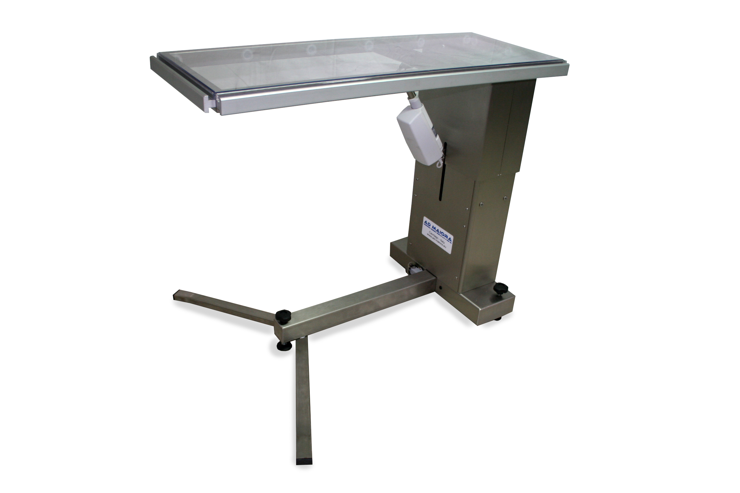 Lexan top for surgical table