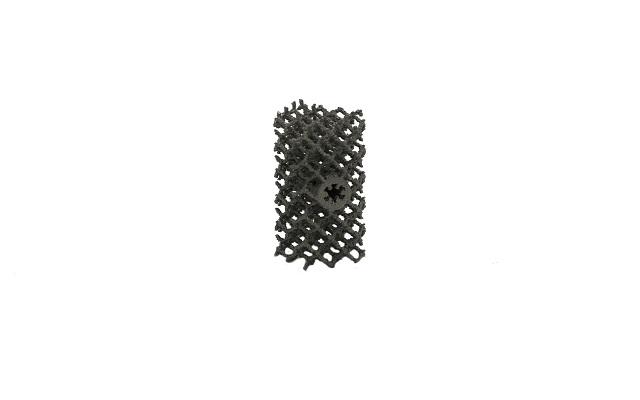 20 mm – Ø 12 mm porous cylinder
