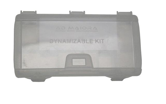 Contenitore sterilizzabile per i componenti del kit fissatore dinamizzabile