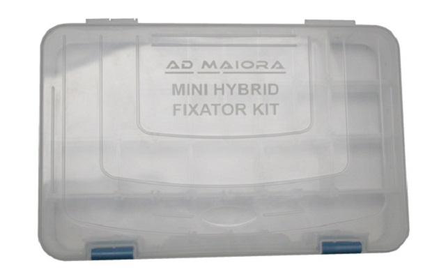Contenitore autoclavabile per kit ibrido mini